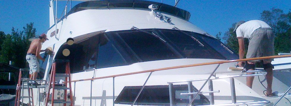 Minnesota Marine Boat Services Cleaning Boat Protection